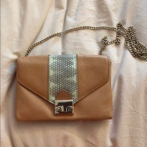 Mini loeffler bag • barely used